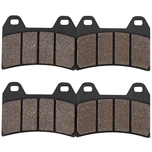 Cyleto Front Brake Pads for DUCATI 796 Hypermotard 796 2010 2011 2012 2013  Monster 796 2010 2011 2012 2013 2014
