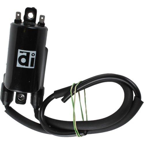 DB Electrical IMC0017 New Ignition Coil for Honda Cb1000c Cb1100f Cb650 Cb650c CB650SC Cb700sc Cb750c Kawasaki Kz1000 Kz1100 Kz1300 Kz500 Kz550 Kz650 Kz750 Z400 and others motorcycle 30510-MA6-013