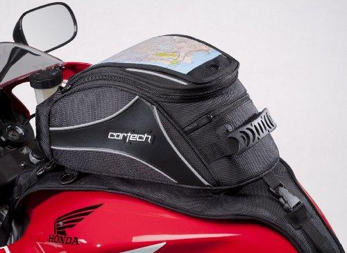 CORTECH SUPER 20 STRAP MOUNT 12 LITER MOTORCYCLE TANK BAG