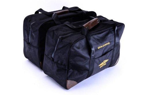 Bestem Lgho-gl12h-sdl Black Saddlebag Liners For Honda Gold Wing Gl1200, Pair