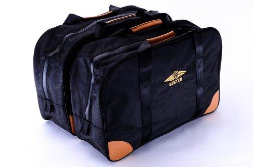 Bestem Lgho-gl15h-sdl Black Saddlebag Liners For Honda Gold Wing Gl1500, Pair