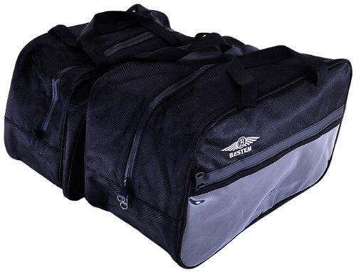Bestem (lgca-rt-sdl) Black Saddlebag Liners For Can-am Spyder Rt