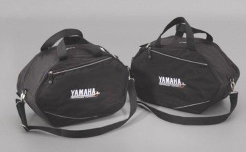 Yamaha Oem Fjr1300 Saddlebag Liners. Sold In Pairs. Oem Ymd-20010-60-30