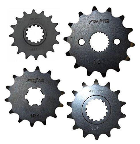 Sunstar 51617 17-Teeth 530 Chain Size Front Countershaft Sprocket
