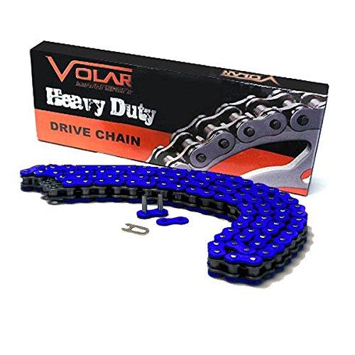 2003-2010 Polaris Trail Boss 330 2x4 Heavy Duty Non Oring Chain - Blue