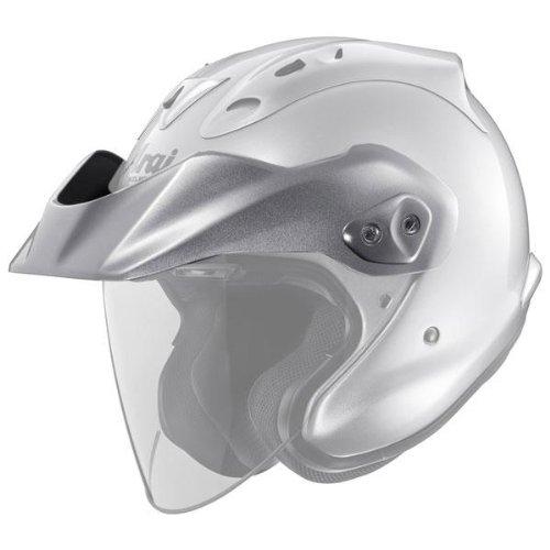 Arai Helmets Visor For Ct-z Helmet - Aluminum Silver 2118