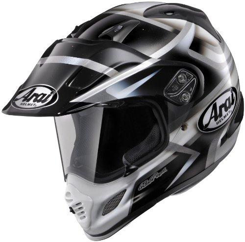 Arai Helmets Visor For Xd4 Helmet - Diamante Black/white 810446