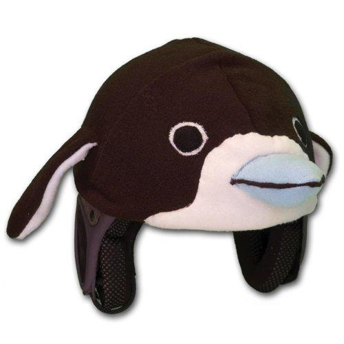 Penguin Helmet Cover