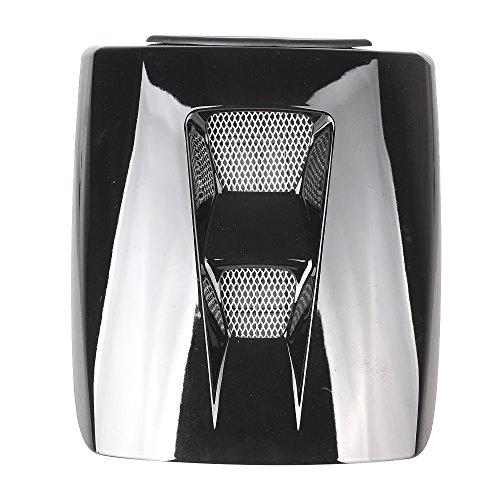 GZYF 1 X ABS Plastic Motorcycle Rear Seat Cover Cowl Fit Honda CBR250RR MC22 Black