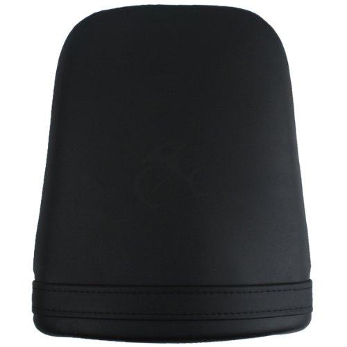 TCMT Black Leather Rear Seat Motorcycle Passenger Pillion For HONDA CBR1000RR CBR 1000RR CBR 1000 RR2004 2005 2006 2007