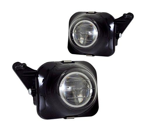 Winjet WJ30-0204-09 Clear Lens Fog Light Toyota Celica