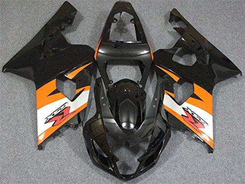 Injection ABS Fairings for SUZUKI GSXR600750 2004 2005 Motorcycle Bodyframe