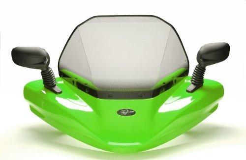 VIP-AIR 1514 Kawasaki Brute Force 750 Team Green windshield