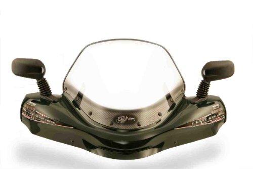 VIP-AIR 1821 Can-Am Outlander 500 Green windshield