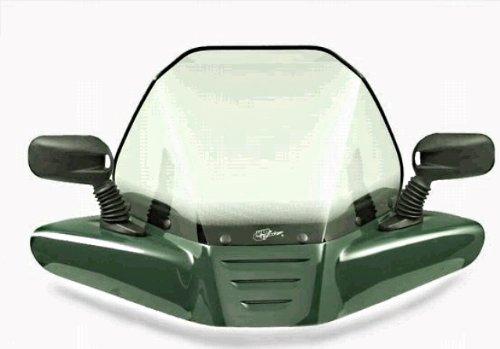 VIP-AIR 3706 Yamaha Grizzly 700 Dark Green windshield