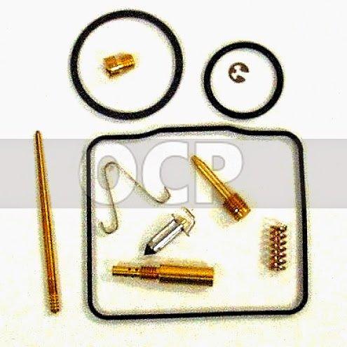 Carburetor Carb Rebuild Repair Kit For Honda ATC 250R 1981-1982 ATV OCP-03-012