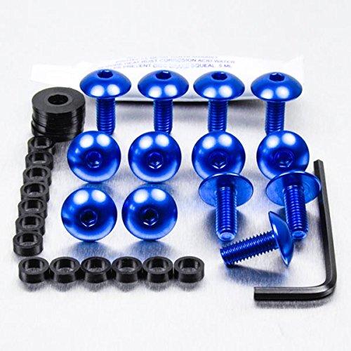 Aluminium Fairing Kit DRZ400 Blue