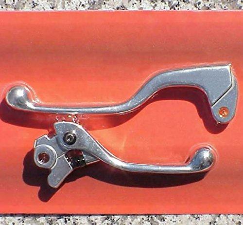 i5 Suzuki RM65 RM100 RMZ250 RM 65 100 RMZ 250 FRONT BRAKE CLUTCH LEVERS