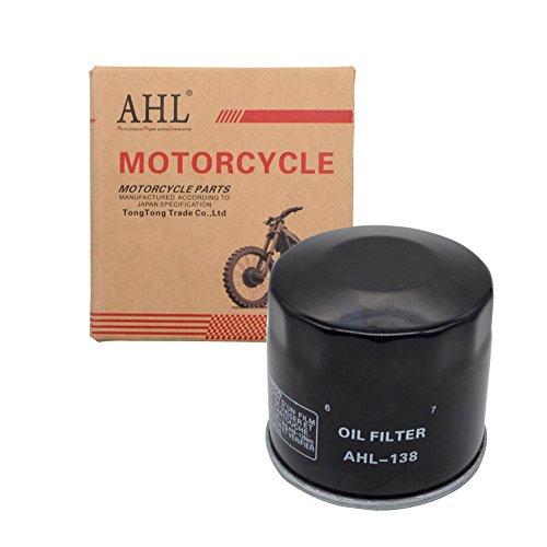 AHL 138 Oil Filter for Suzuki Burgman 650 ABS 638 2015