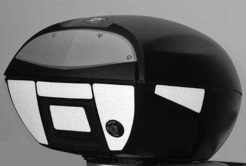 BMW R1200RT K1200GT K1300GT 28 Liter Top Case Black Reflective ME-RK-16