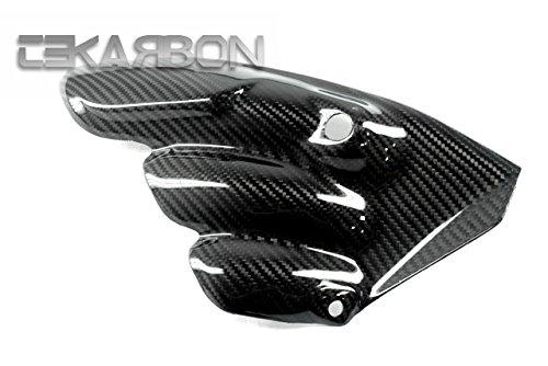 2012 - 2015 MV Agusta Brutale 675  F3 Carbon Fiber Exhaust Cover