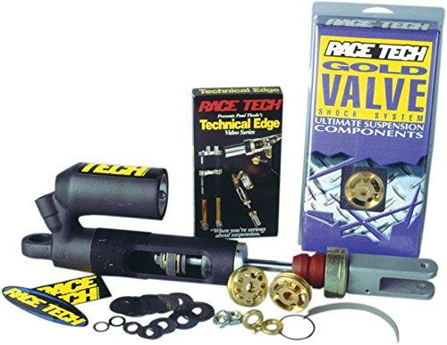 Race Tech Gold Valve Shock Kit Kaw SMGV 3609