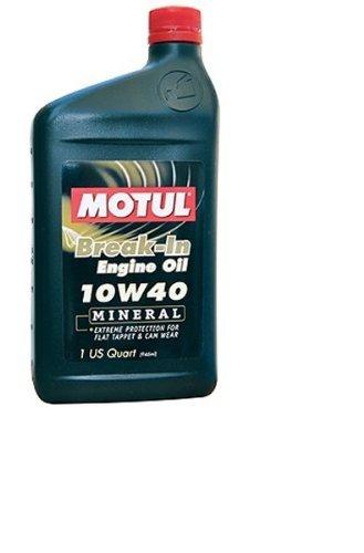 Motul Break In Oil - 10W40 1L Pack of 4