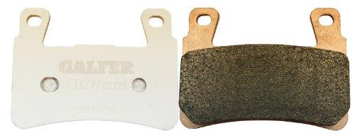 Galfer FD178G1375 HH Sintered Advanced Ceramic Brake Pad