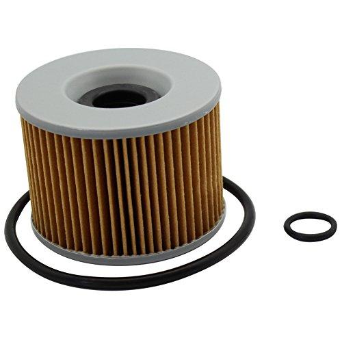 Cyleto Oil Filter for HONDA CB350F 1972-1974  CB400F 1975-1979