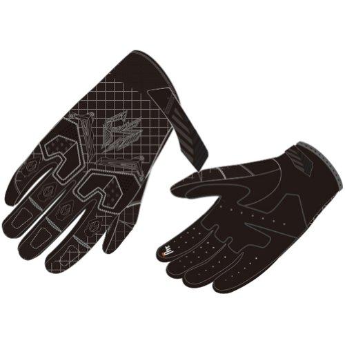 Fieldsheer Sugo Men's Leather Street Motorcycle Gloves - Black / 4x-large