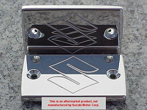 i5 Chrome Fluid Caps for Suzuki Intruder 1400 1500 Boulevard S83 C90
