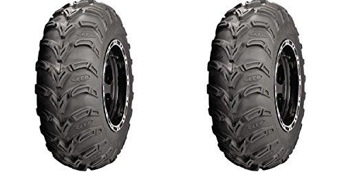 Set of 2 ITP Mud Lite AT Rear Tires 22x11-10 6-ply