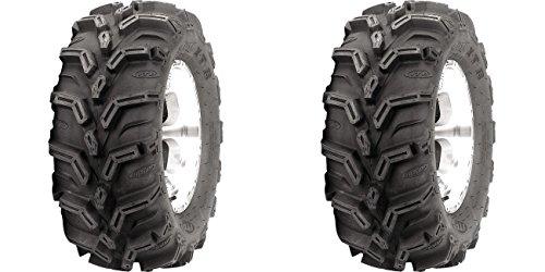 Set of 2 ITP Mud Lite XTR Radial Rear Tires 26x11R-12 6-ply