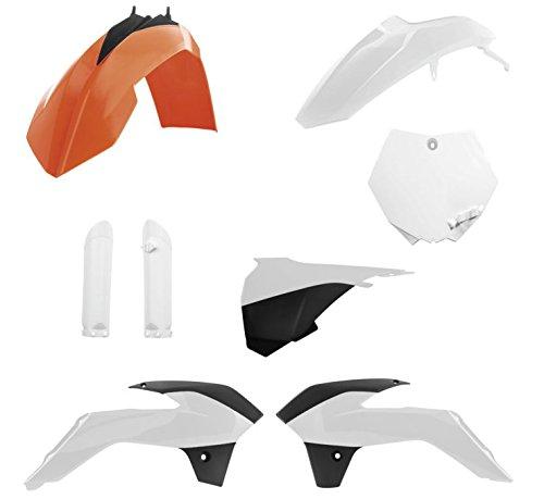 Acerbis Full Plastic Kit - Original 17 2314345569