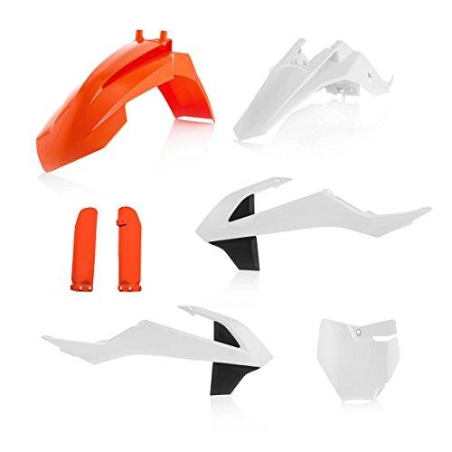 Acerbis Full Plastic Kit - Original 17 2449605569