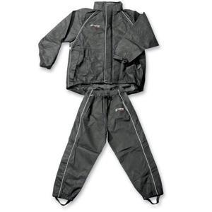 Frogg Toggs Women's Cruisin Toggs Rainsuit - Medium/black