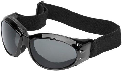River Road Eliminator Goggles - Black w Smoke