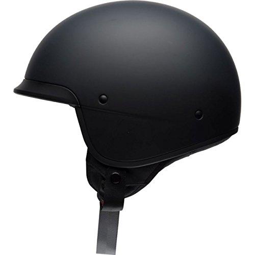 Bell Scout Air Cruiser Motorcycle Helmet - Matte BlackLarge
