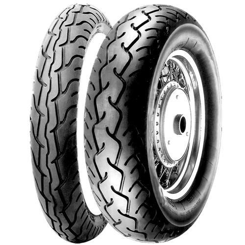 Pirelli MT66-Route Cruiser Motorcycle Tire - 10090-19 TT Black 57S  Front