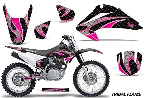 Honda CRF150 CRF230F 2003-2007 MX Dirt Bike Graphic Kit Sticker Decals CRF 125 230 F TRIBAL PINK