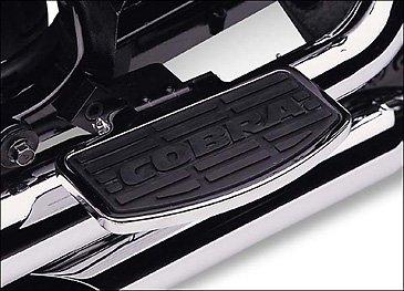 04-09 HONDA VTX1300C Cobra Passenger Floorboards - Chrome