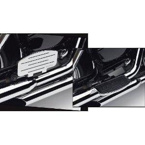 Cobra Passenger Floorboards for 2007-2012 Yamaha V-Star 1300