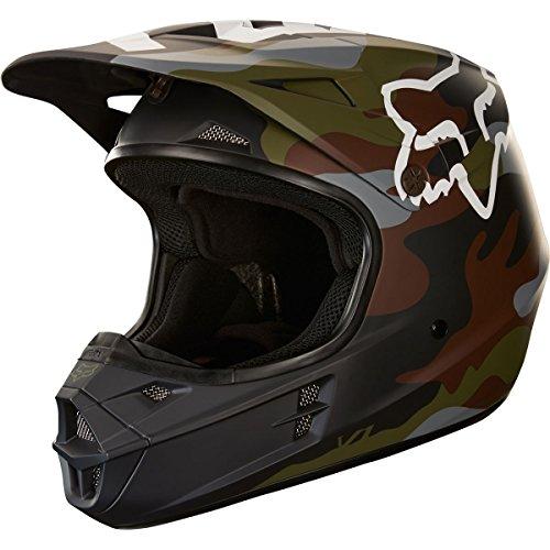 2018 Fox Racing V1 Camo Helmet-S