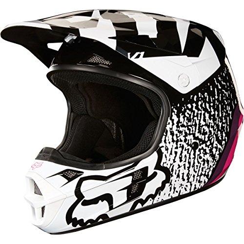 2018 Fox Racing Womens V1 Halyn Helmet-S