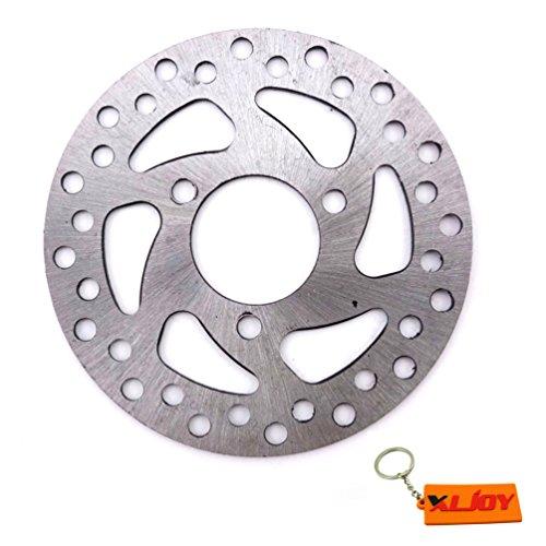 XLJOY 120mm 35mm Mini Dirt Bike Brake Disc Rotor for 47cc 49cc 2 Stroke Pocket Mini ATV