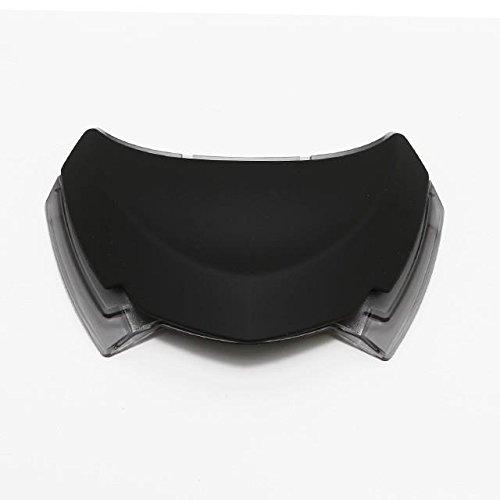 Shoei 0218-2035-00 Upper Air Intake for GT-Air Helmets - Matte Black