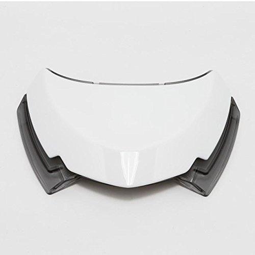 Shoei GT-Air Helmet Upper Air Intake - White Smoke 0218-2095-00