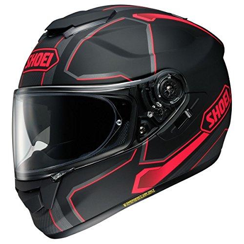 Shoei Pendulum GT-AIR Street Racing Motorcycle Helmet - TC-1  Large