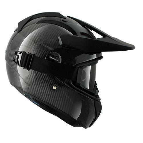 Shark Explore-R Helmet Carbon Large