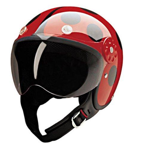 HCI-15 Lady Bug Scooter Helmet M